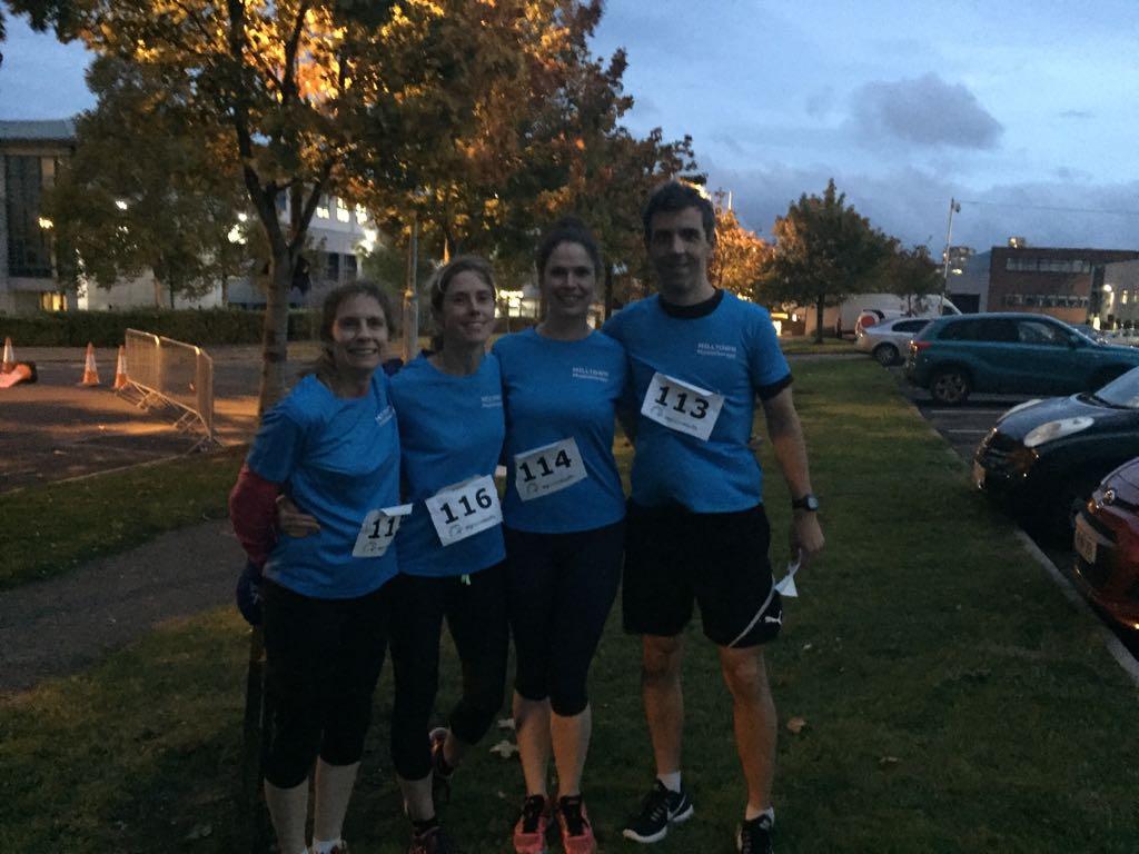 Before Run