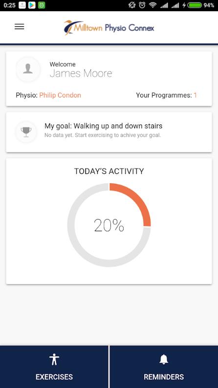 Connex - Activity